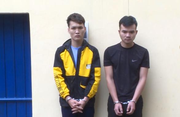 Đôi bạn tù nghiện game đột nhập gần 20 chùa trộm tài sản - Ảnh 1.