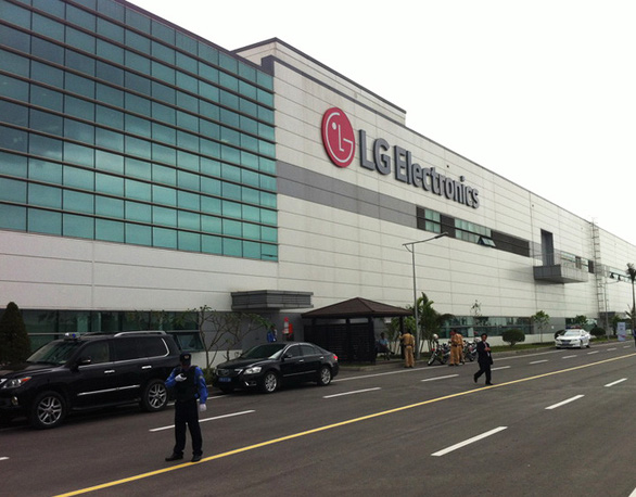 Hải Phòng chưa nhận được thông báo của LG về việc bán nhà máy sản xuất smartphone - Ảnh 1.