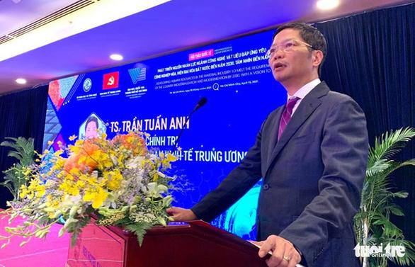 Nhân lực ngành công nghiệp vật liệu Việt Nam còn thiếu và yếu - Ảnh 1.