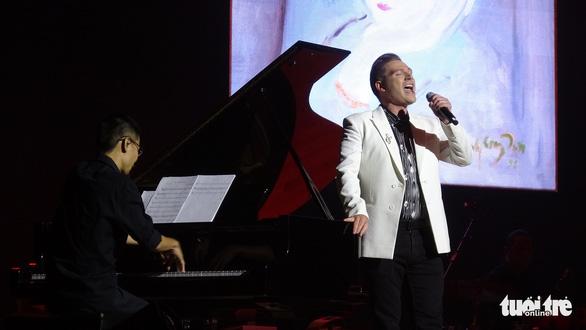 Đức Tuấn, Lân Nhã, Kyo York hát tưởng nhớ nhạc sĩ Trịnh Công Sơn - Ảnh 3.