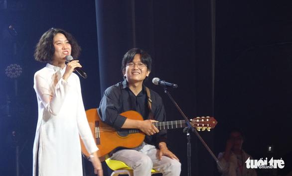 Đức Tuấn, Lân Nhã, Kyo York hát tưởng nhớ nhạc sĩ Trịnh Công Sơn - Ảnh 6.