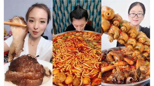 Trung Quốc tuyên chiến với trend ăn uống siêu to trên mạng xã hội - Ảnh 1.