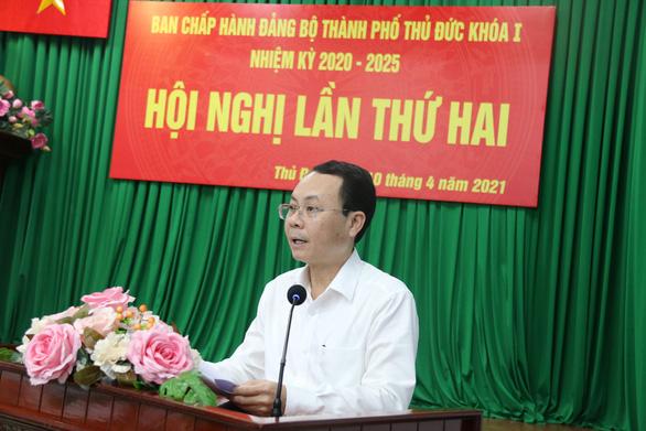 Bí thư Nguyễn Văn Nên yêu cầu sớm thống kê nhà đất công ở TP Thủ Đức để có kế hoạch sử dụng - Ảnh 2.