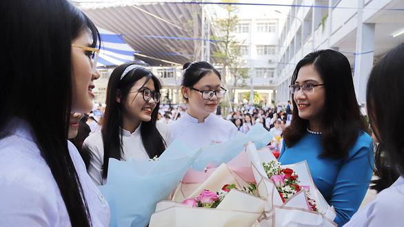 Được tiếp thêm động lực sau khi đọc thư của tân Bộ trưởng Bộ GD-ĐT Nguyễn Kim Sơn - Ảnh 1.