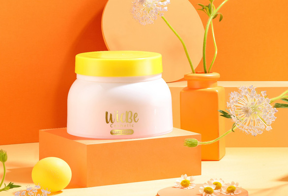 Sở hữu làn da trắng sáng với kem dưỡng trắng da toàn thân, chống nắng Wicbe - Ảnh 3.
