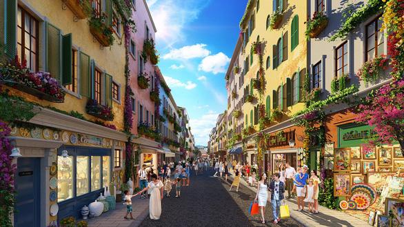 Shophouse The Center hút giới đầu tư Phú Quốc nhờ vị trí tâm mạch thị trấn Địa Trung Hải - Ảnh 4.
