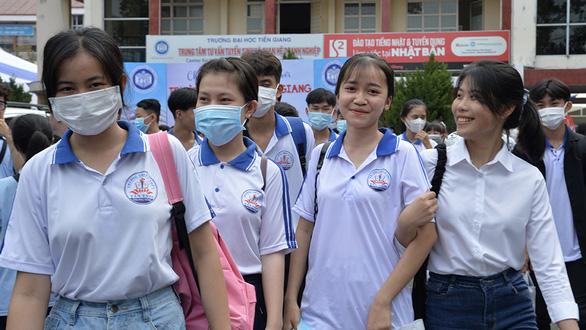 Sáng mai, Ngày hội tư vấn tuyển sinh - hướng nghiệp 2021 tại Hà Nội - Ảnh 1.