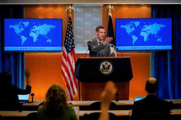 Mỹ ban hành hướng dẫn cho phép tương tác tự do hơn với quan chức Đài Loan - Ảnh 1.