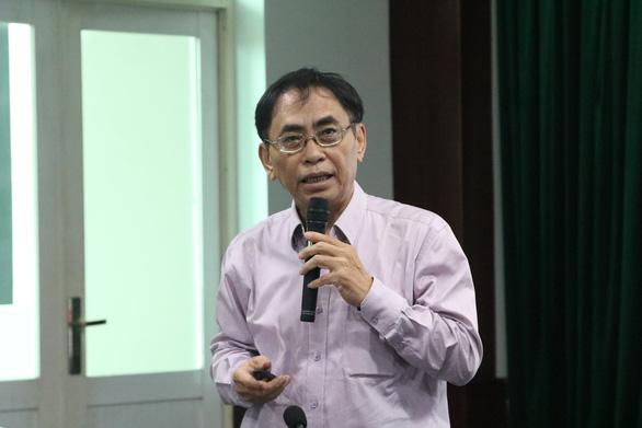 Học trò, đồng nghiệp tiếc thương PGS.TS Nguyễn Hội Nghĩa - Ảnh 2.
