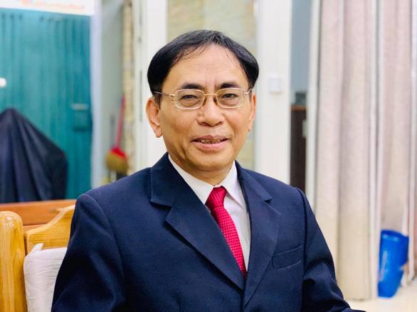 Học trò, đồng nghiệp tiếc thương PGS.TS Nguyễn Hội Nghĩa - Ảnh 1.
