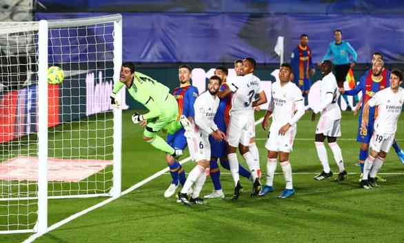 Barca lại bại trận trước Real Madrid - Ảnh 3.