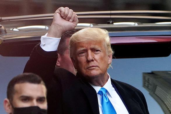 Ông Trump hứa giúp Đảng Cộng hòa giành lại Quốc hội Mỹ trong năm 2022 - Ảnh 1.