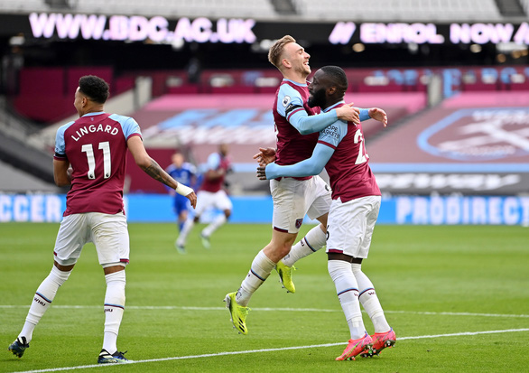 Lingard rực sáng, West Ham thắng nghẹt thở Leicester - Ảnh 2.