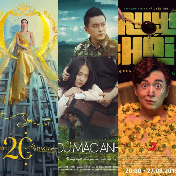 Đinh Thiên Phú - chàng designer đứng sau hơn 1.000 poster của showbiz Việt - Ảnh 7.