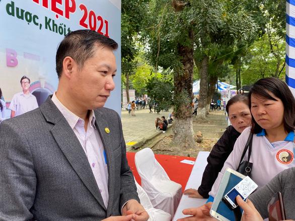 Không thể đăng ký thi năng lực ĐH Quốc gia Hà Nội đợt 1 phải làm sao?