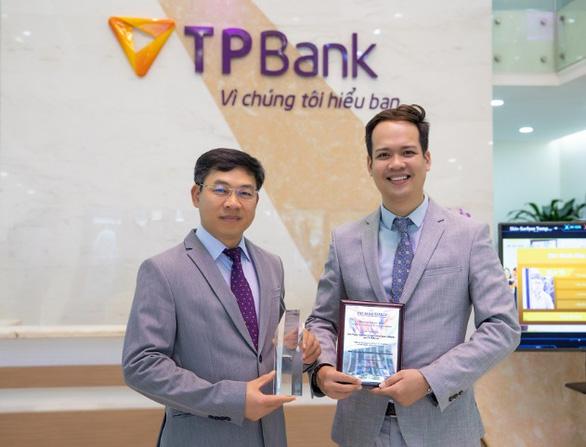 TPBank giành danh hiệu Ngân hàng số xuất sắc nhất Việt Nam - Ảnh 1.