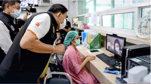 Lo vỡ trận y tế, Bangkok gấp rút xây nhiều bệnh viện dã chiến - Ảnh 3.