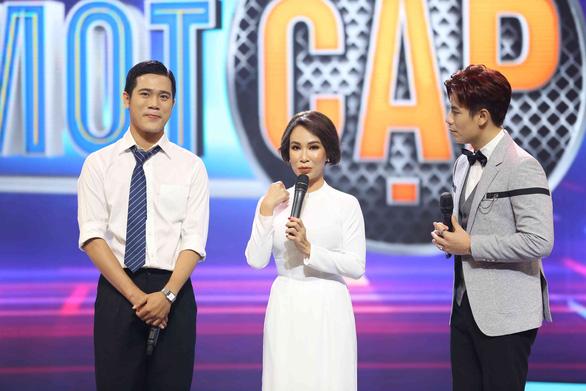 Uyên Linh tham gia gameshow Trời sinh một cặp - Ảnh 4.