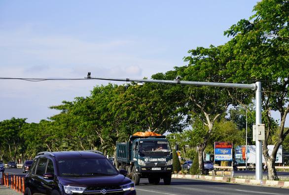 Hệ thống camera trên đường vào Vũng Tàu chạy cả ngày lẫn đêm - Ảnh 1.