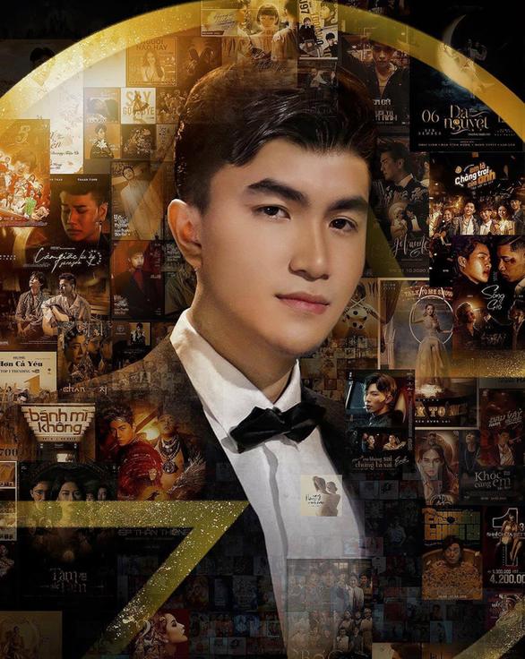Đinh Thiên Phú - chàng designer đứng sau hơn 1.000 poster của showbiz Việt - Ảnh 1.