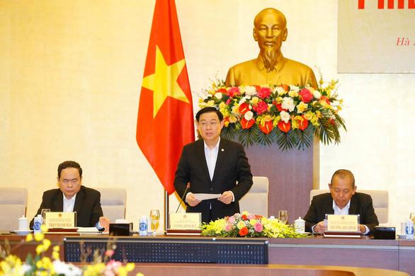 Chủ tịch Quốc hội: Lựa chọn đại biểu quan trọng không kém chuẩn bị nhân sự Đại hội Đảng - Ảnh 1.