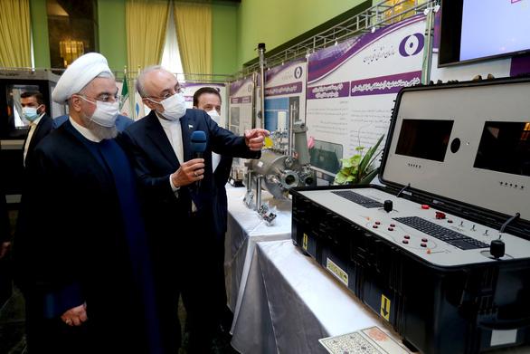 Iran: Sự cố tại cơ sở hạt nhân Natanz của Iran là khủng bố hạt nhân - Ảnh 1.