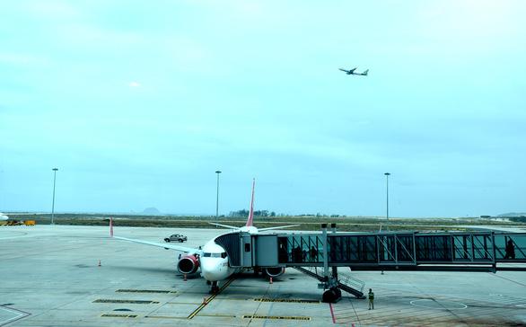 Chó xâm nhập sân bay Cam Ranh, 3 tàu bay phải đáp muộn - Ảnh 1.