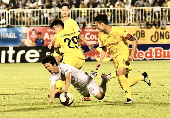 Dẫn trước 3-0, HAGL thắng vất vả Nam Định 4-3 ở phút 90+6 - Ảnh 3.