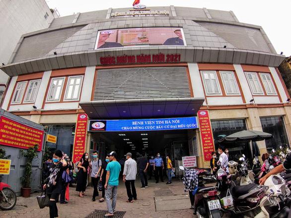 Bộ Công an xác minh vụ việc liên quan mua sắm thiết bị tại Bệnh viện Tim Hà Nội - Ảnh 1.