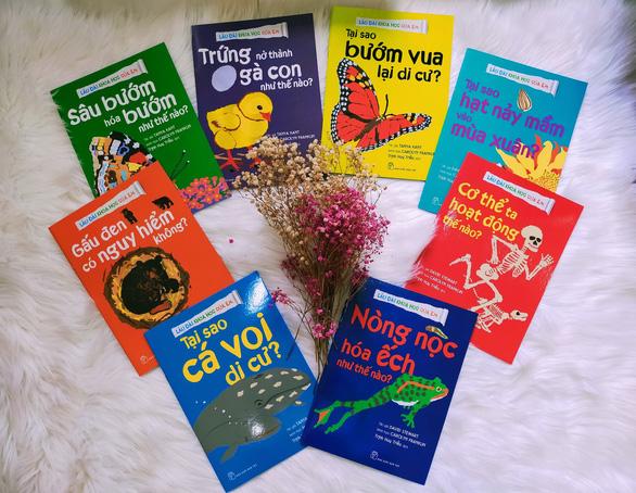 Bộ sách quốc tế đình đám National Geographic Kids ra phiên bản Việt - Ảnh 2.