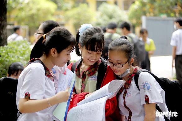 TP.HCM công bố chỉ tiêu, cách thức tuyển sinh vào lớp 10 chuyên - Ảnh 1.