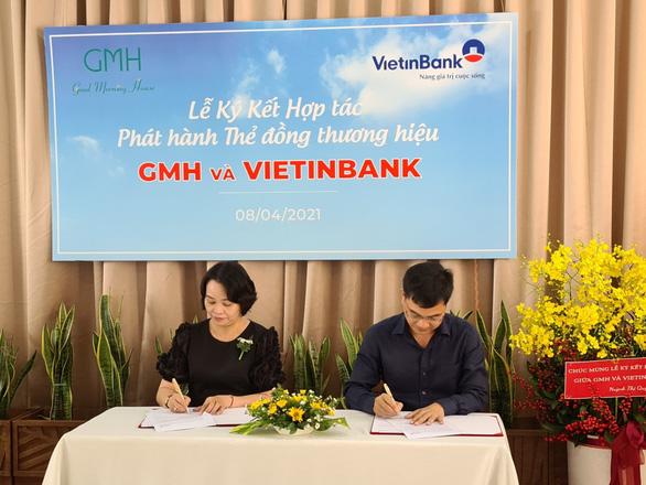 Thẻ đồng thương hiệu GMH và Vietinbank - Ảnh 1.