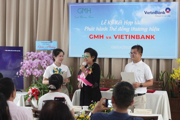 Thẻ đồng thương hiệu GMH và Vietinbank - Ảnh 2.