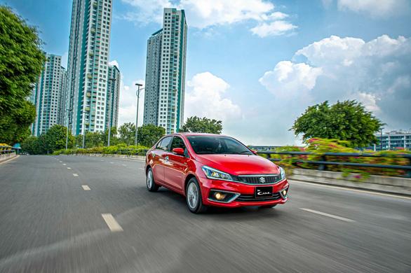 Tựa như căn penthouse rộng rãi, Suzuki Ciaz Mới chinh phục các khách hàng khó tính - Ảnh 1.