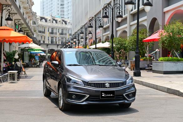Tựa như căn penthouse rộng rãi, Suzuki Ciaz Mới chinh phục các khách hàng khó tính - Ảnh 4.
