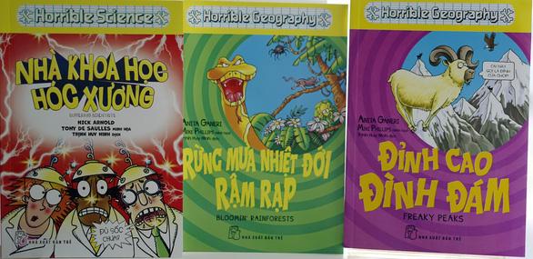 Bộ sách quốc tế đình đám National Geographic Kids ra phiên bản Việt - Ảnh 3.