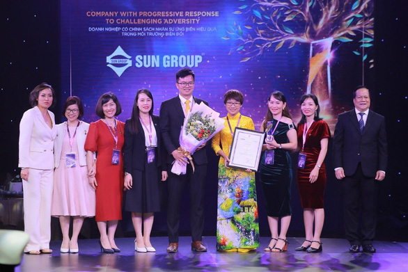 Lý giải sức hút của Sun Group - doanh nghiệp có môi trường làm việc tốt nhất châu Á - Ảnh 1.