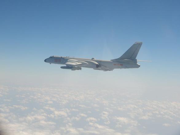 25 máy bay Trung Quốc vào ADIZ của Đài Loan trong ngày 12-4 - Ảnh 1.