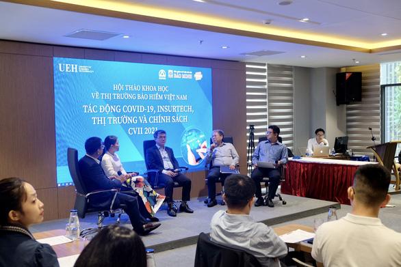 Cứ 100 người Việt thì có 11 hợp đồng bảo hiểm nhân thọ - Ảnh 1.