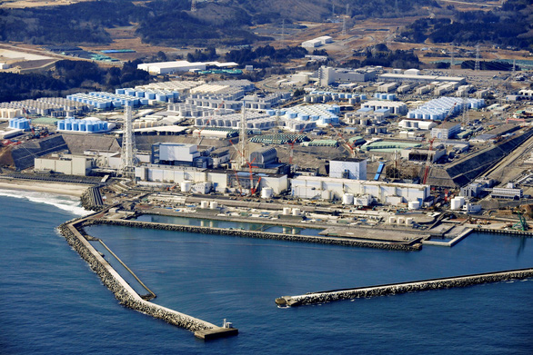 Nhật tuyên bố xả nước thải hạt nhân, Trung - Hàn phản ứng gắt - Ảnh 1.
