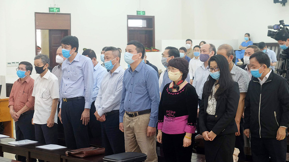 Xét xử vụ Gang thép Thái Nguyên: Cựu tổng giám đốc TISCO phủ nhận vai trò chủ mưu - Ảnh 1.
