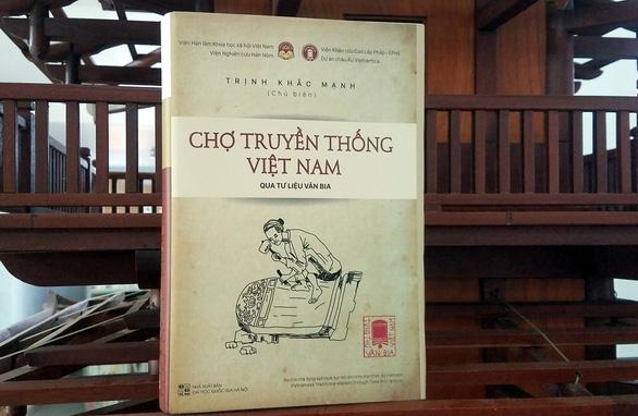 Phát hiện danh xưng Việt Nam trên bia đá thế kỷ 17 - Ảnh 1.