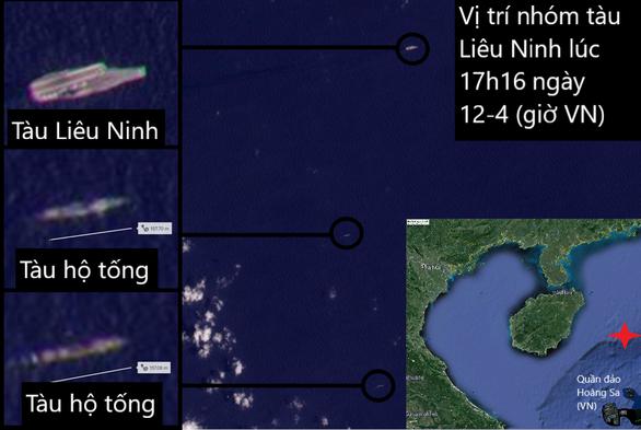 Tàu sân bay Mỹ vừa rời Biển Đông, Trung Quốc động thủ đáng lo ngại - Ảnh 2.