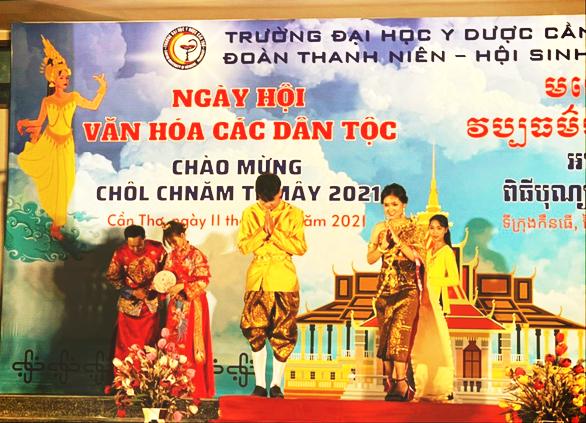 Tết Chol Chnam Thmey ở nhà - Ảnh 1.