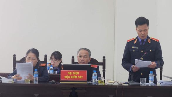 Cựu tổng giám đốc Gang thép Thái Nguyên bị đề nghị 10-11 năm tù - Ảnh 2.