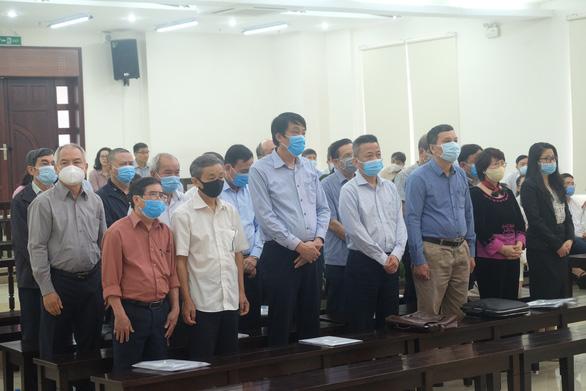 Cựu tổng giám đốc Gang thép Thái Nguyên bị đề nghị 10-11 năm tù - Ảnh 1.
