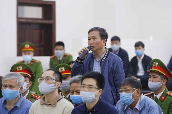 Ông Trịnh Xuân Thanh kháng cáo toàn bộ án sơ thẩm - Ảnh 1.