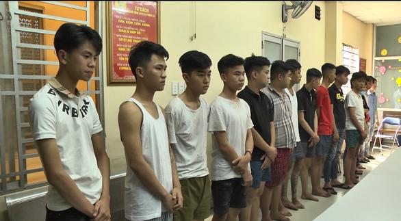 Bắt băng cướp 16 nghi phạm chuyên cướp ở TP.HCM, Tây Ninh, An Giang - Ảnh 1.