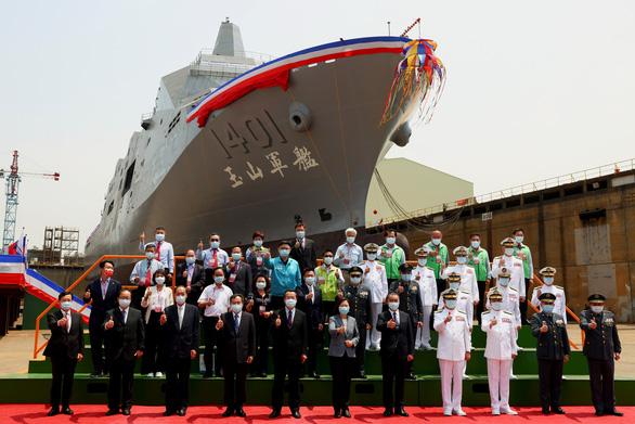 Mỹ - Đài Loan xích gần, Bắc Kinh cảnh cáo có cuộc chiến - Ảnh 1.
