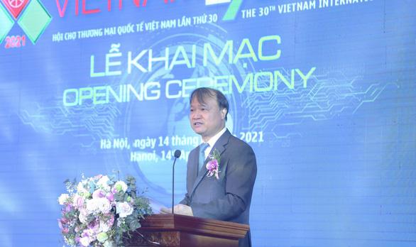 Hàn Quốc thúc đẩy giao thương trực tuyến tại Vietnam Expo 2021 - Ảnh 1.